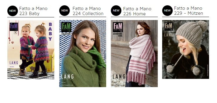 Fatto a Mano - Lang Yarns Wolle g�nstin online kaufen