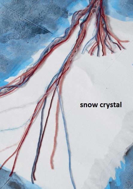 Fatto a Mano Collection 269 • snow crystal