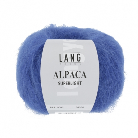 Alpaca Superlight Lang Yarns