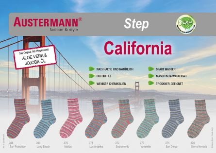 California Step 4 Austermann