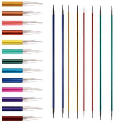 KnitPro Nadelspiel ZING 20cm