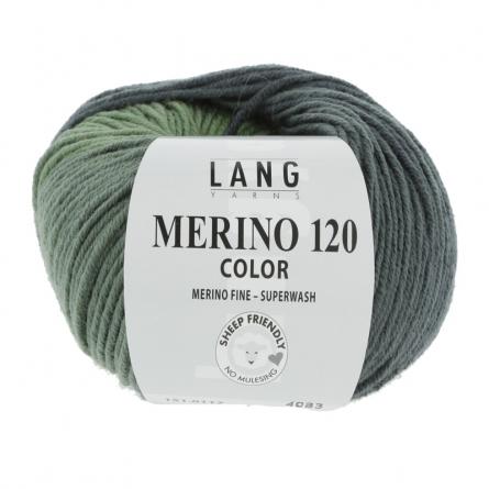 Lang Yarns Merino Color 34