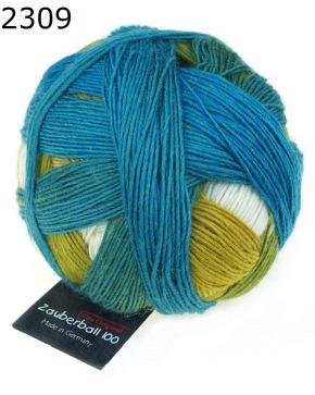 Zauberball 100 von Schoppel 100g  Farbe 2229  Sphinx Wolle