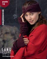 Strickheft mit Strickanleitungen Lang Yarns Punto 3 Amantani