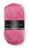 Basic Cotton Fine uni Pro Lana
