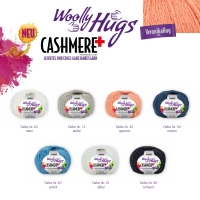 Cashmere Woolly Hugs