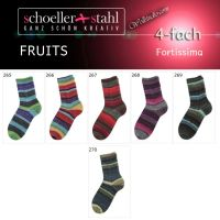 Fortissima Fruits Color Schoeller Stahl