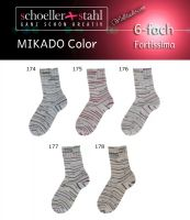 Fortissima Mikado Color Schoeller Stahl