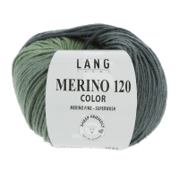 Merino 120 Color Lang Yarns