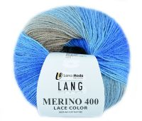 Merino 400 Lace Color Lang Yarns