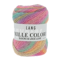 Mille Colori Socks & Lace Luxe Lang Yarns