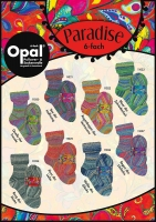 Opal Paradiese Sockenwolle 6-fach