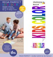 Regia Pairfect Kids Color Arne Carlos