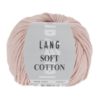 Soft Cotton Langyarns Wolle