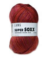 Super Soxx Cashmere Color Lang Yarns