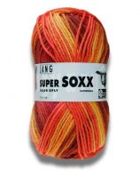Super Soxx Color 4-fach Lang Yarns