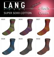 Super Soxx Ozean Cotton Stretch Lang Yarns